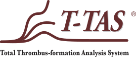 T-TAS Total Thrombus-formation Analysis System